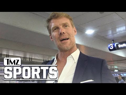 Alexi Lalas: Team USA Soccer Players Should Be Required to Stand | TMZ Sports