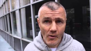 JIM McDONNELL - JAMES DeGALE WANTS THE UNIFICATION FIGHT TO BE IN THE UK - (FROM WASHINGTON DC)