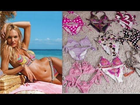 Haul & Purge: 2013 Swimwear, Victoria's Secret, Enchantress