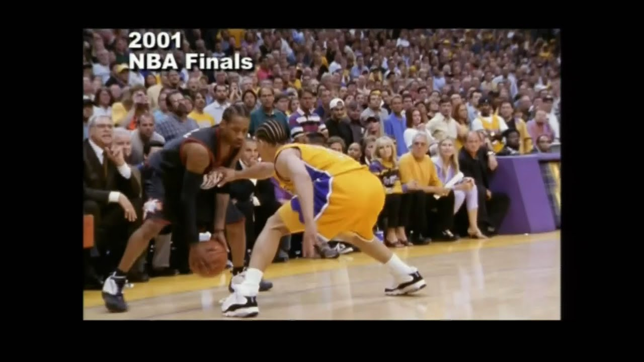 Greatest Moments in NBA History - Allen Iverson