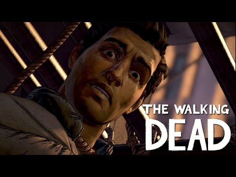 HOW COULD YOU DO THIS DAVID!? | The Walking Dead: New Frontier [EP4][P3]