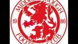 match day song for boro