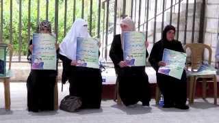 عائلة معتقل مضرب عن الطعام في السجون الفلسطينية تطالب بالإفراج عنه