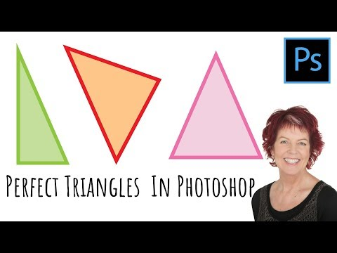 Perfect Triangles In Photoshop