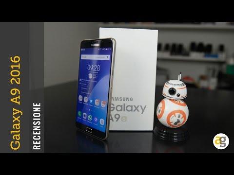 RECENSIONE Samsung Galaxy A9 2016