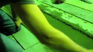 Деформационные швы. Подготовка поверхности