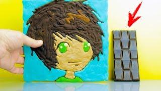 видео Шоколадные