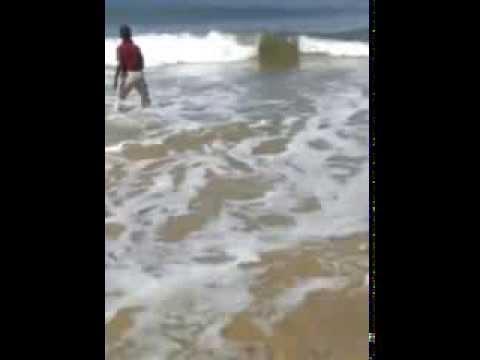 Freetown Boys @ the beach #2