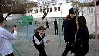 Презентация нового клипа Розовая попа!