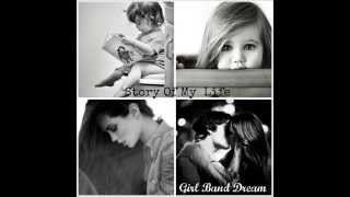 Story Of My Life - One Direction (cover by Girl Band Dream) Audio