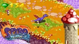 Let's Play Spyro: Season of Ice: Part 1 - Autumn Fairy Home