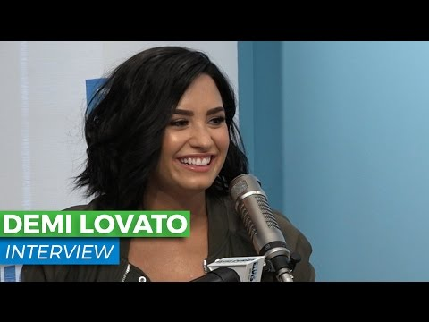 Demi Lovato Talks Touring, Writing and Her New Single 'Body Say' | Elvis Duran Show