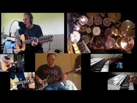 'TEARS' - Rush cover (complete version)