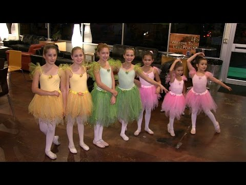 Hot Springs Children's Dance Theatre Co.  - Top Hats & Tutus En Pointe