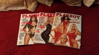Playboy Magazine Collection