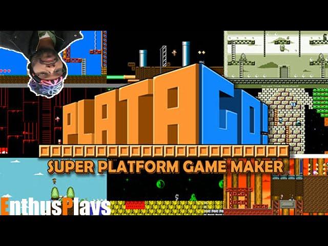 PlataGo! Super Platform Game Maker (Switch) - EnthusPlays | GameEnthus