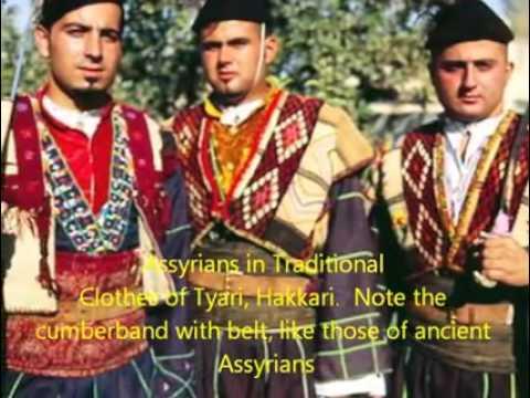 The Assyrians  (Assyrian History)