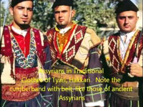 The Assyrians (Assyria...