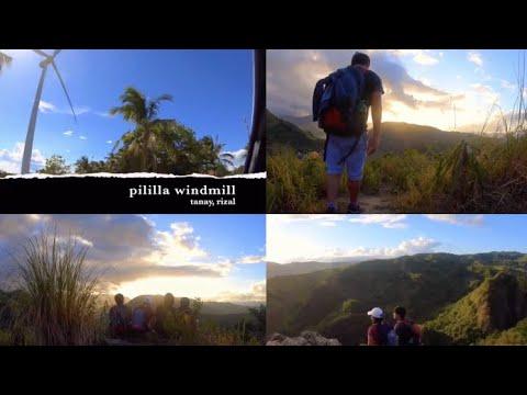 Treasure Mountain + Pililla Windmill ( Tanay Rizal) - Summer 2018 | Music: Adventures - A Himitsu