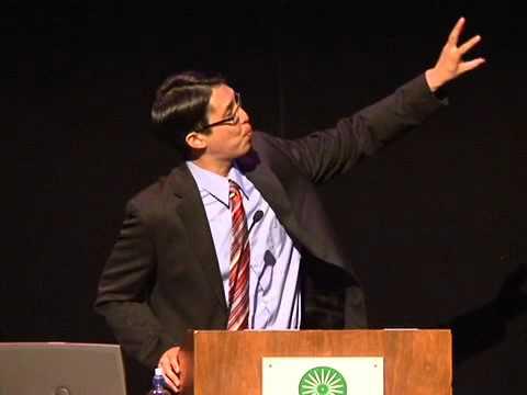 Charlotte Zolotow Lecture 2011 - Gene Luen Yang