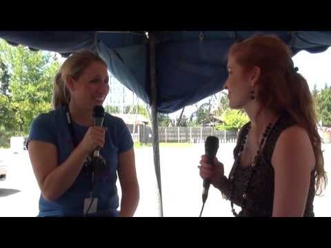 Care Interviews Laura Story at Kingdom Bound 2013