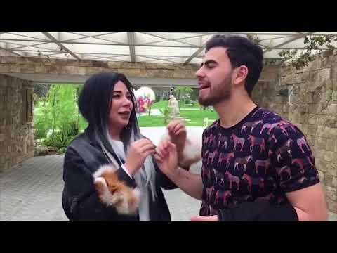 Qızdarın Uşaq kimi danışmaqı w/ Ainka - Sabir Samiroglu vine 2018