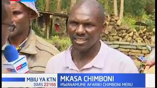 Mwanamume afariki chimboni Meru