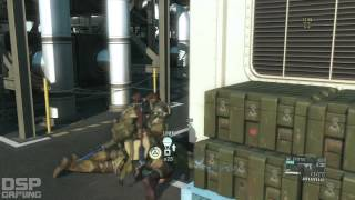 Metal Gear Solid V playthrough pt62 - Emergency Mission?/Airport Run pt2