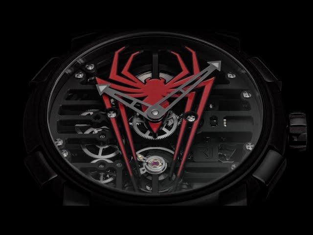 RJ x Spider-Man