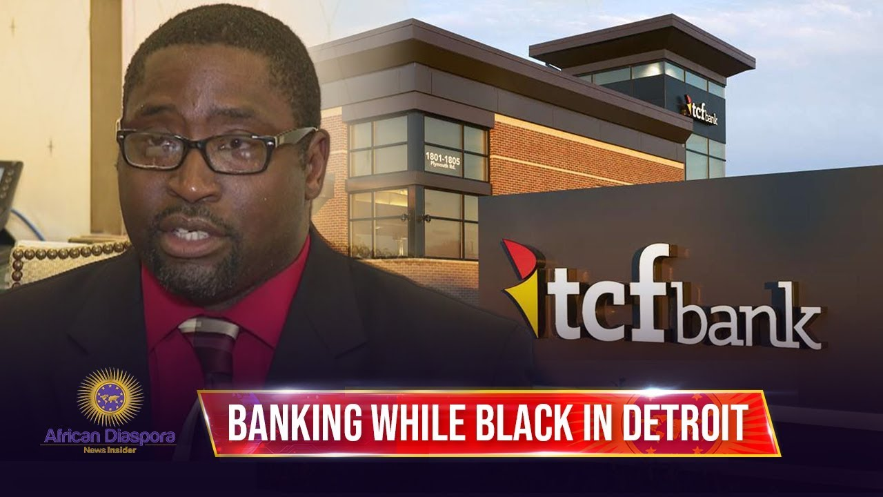 TCF Bank Calls Police On Black Man Who Tries To Cash Settlement Checks From Discrimination Lawsuit