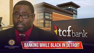 TCF Bank Calls Police On Black Man Who ...