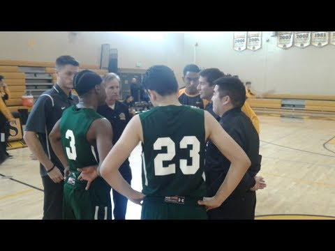 Port Of Los Angeles High vs. San Pedro High Boys Basketball (12-26-2017)
