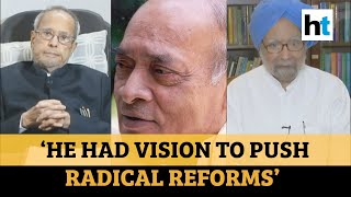 'Father of economic reforms in India': Cong's tribute to PV Narasimha Rao