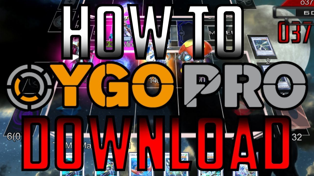HOW TO DOWNLOAD YGOPRO 2 EASIEST ON YOUTUBE!(Download & Play!) by o37wolf
