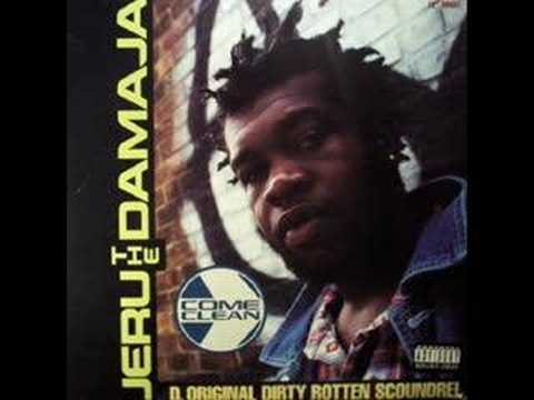 Jeru The Damaja Come Clean Vinyl 12s instrumental
