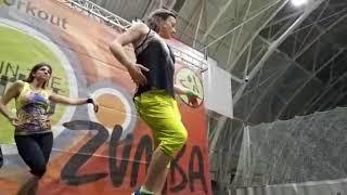 No vaya a ser (Pablo Alboran) - Zumba Fitness choreography