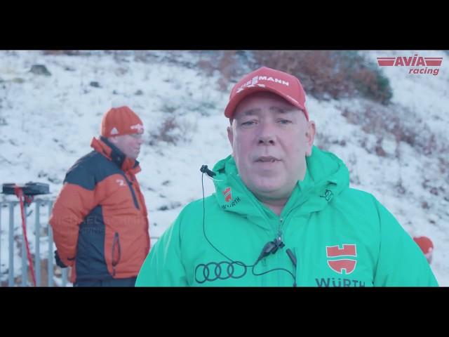 Behind the event  Skisprung Weltcup Willingen