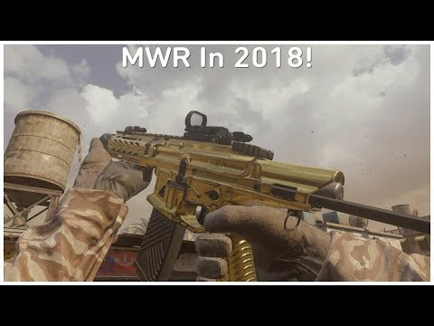 MWR In 2018! - (Modern Warfare Remastered)