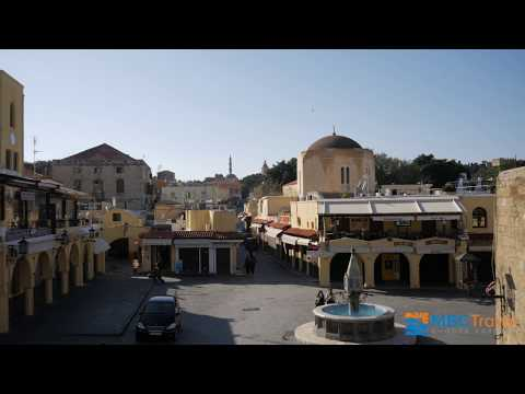 The Jewish Quarter and Medieval Rhodes Tour