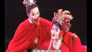 越剧 孔雀东南飞·惜别离 茅威涛 颜佳 1994茅威涛表演艺术专场 Chinese Yue Opera