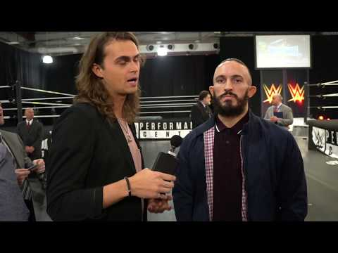 Neville Gets Angry Before WrestleMania 33