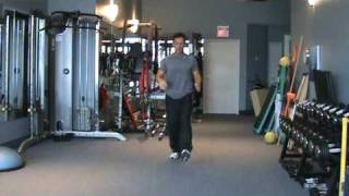 Multi Directional Lunge