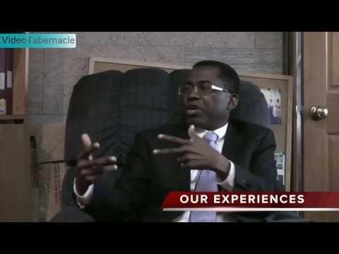 OUR EXPERIENCES: 16/02/2014 - Past Olu Mujiwa (Lagos, Nigeria)