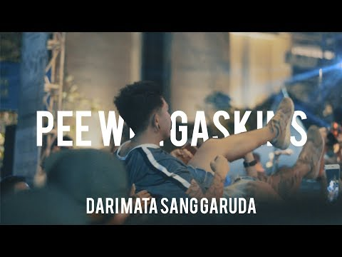 PEE WEE GASKINS - Dari Mata Sang Garuda, live (AMPLAZ)