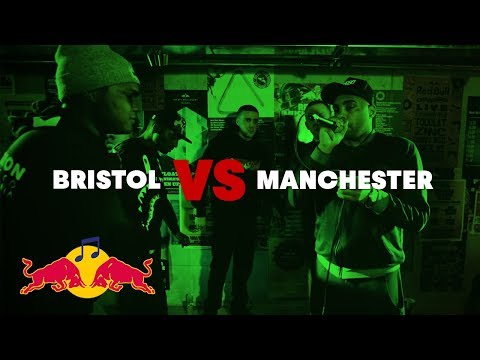 Bristol vs Manchester | Grime-A-Side 2017: Semi-Final