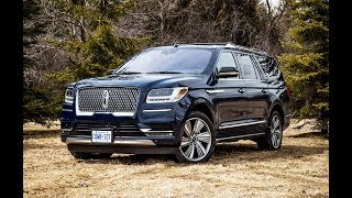 2018 Lincoln Navigator Review: Your Move, Cadillac