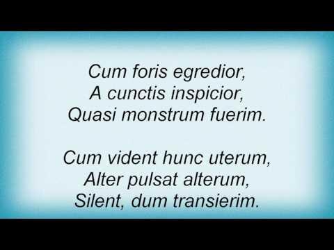 Helium Vola - Frauenklage Lyrics