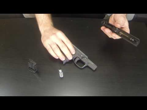 Walther PPS M2 Field Strip