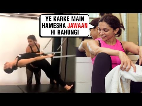Deepika Padukone SECRET To Stay Young Forever, Fitness Expert Reveals Mp3