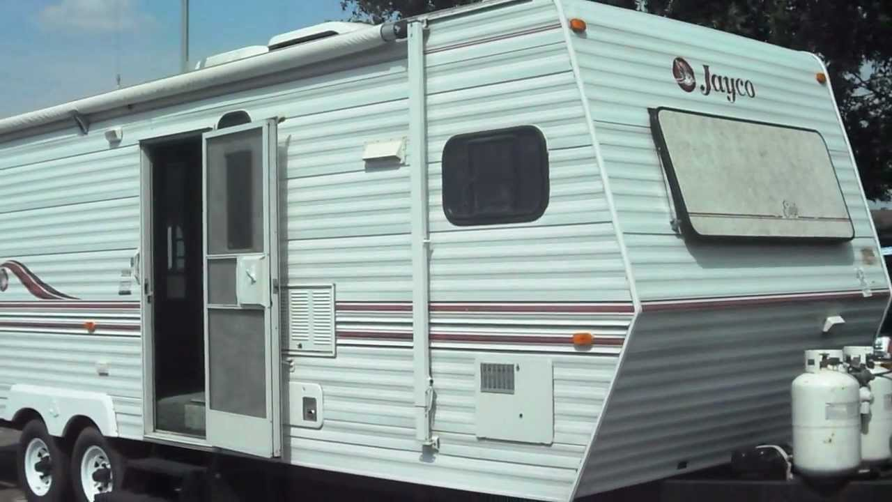 1997 Travel Trailer Jayco Eagle 31 Foot Travel Trailer